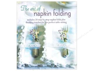 Party & Celebrations Clearance Books: Ryland Peters & Small The Art Of Napkin Folding Book