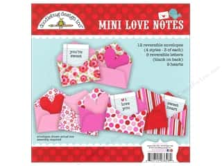 Doodlebug Embellishment Mini Love Notes