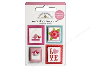 Doodlebug Sticker Doodle Pops Mini Special Delivry