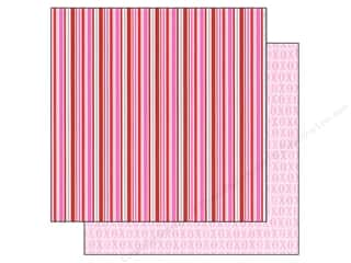 Doodlebug Paper 12x12 Lovebirds Love Lines (25 piece)