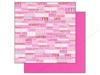 Doodlebug Paper 12x12 Lovebirds All My Love (25 piece)