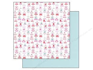 Doodlebug Paper 12x12 Lovebirds Tweetie Pie (25 piece)