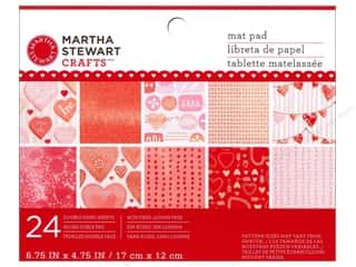Martha Stewart Mat Pad 6.75&quot;x 4.75&quot; Valentine