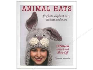 Animals Books & Patterns: Taunton Press Animal Hats Book