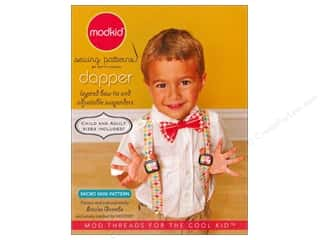 Children Books & Patterns: ModKid Micro Mini Dapper Pattern