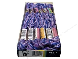 Tenderberry Stitches: DMC Pearl Cotton Variations Size 5 #4250 Berry Parfait (6 skeins)