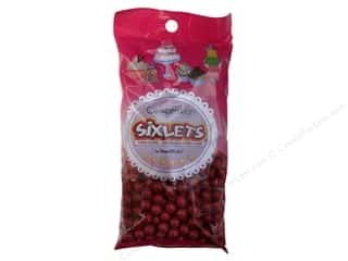SweetWorks Celebration Sixlets 14oz Red