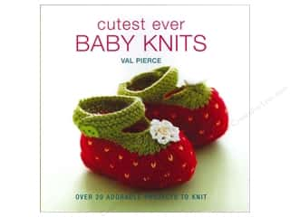 knitting books: Cutest Ever Baby Knits Book