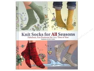 Knit Socks For All Seasons Book