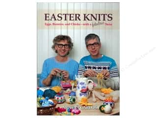 Crochet & Knit: Easter Knits Book