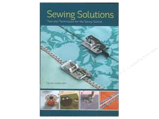 Taunton Press Sewing Construction: Interweave Press Sewing Solutions Book