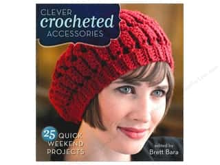 Interweave Press: Clever Crocheted Accessories Book