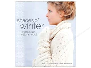 Interweave Press: Shades Of Winter Knitting with Natural Wool Book