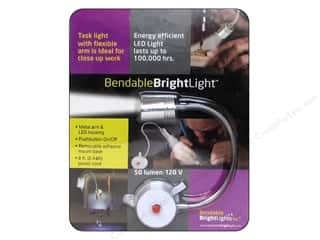 Bendable Bright Light LED Task Light Flexible Arm