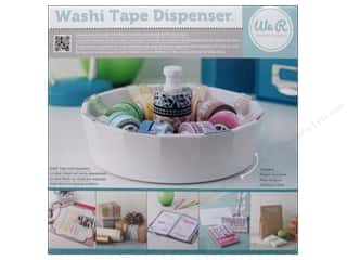 Turntable: We R Memory Tool Washi Tape Dispenser