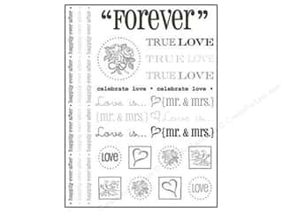 theme stickers  wedding: SRM Press Sticker Got Your Sticker Forever