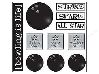 SRM Press Sticker Have A Ball Bowling