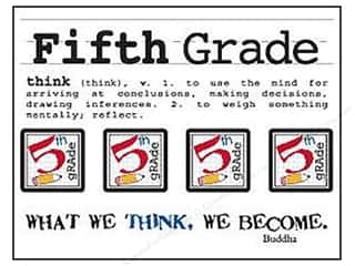 SRM Press Sticker SIWS Mini Fifth Grade