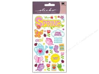 EK Sticko Sticker Spring Showers