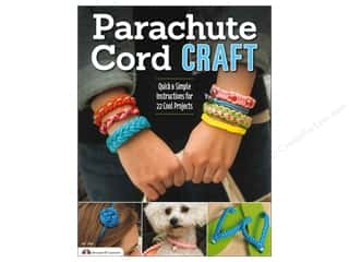 2014 Crafties - Best All Around Craft Supply: Parachute Cord Craft Book
