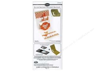 Sizzix Pop 'n Cuts XL Die Set Card, Horizontal