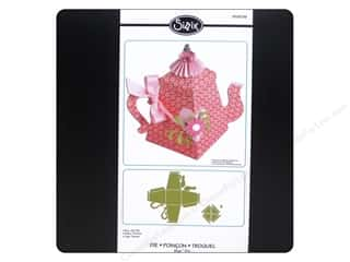 Sizzix Bigz Pro Die Box Tea Pot