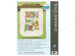even weave: Dimensions Cross Stitch Kit Stamp Kimba Quilt