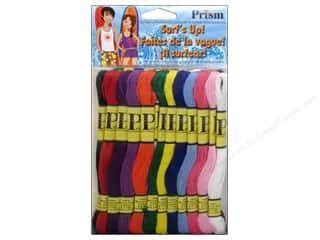 Embroidery Floss Pack Surf's Up 36pc by Prism
