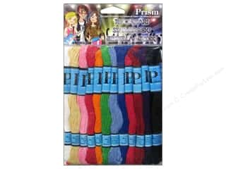 Floss Kid Crafts: Prism Craft Thread Pack Rock Star 36pc