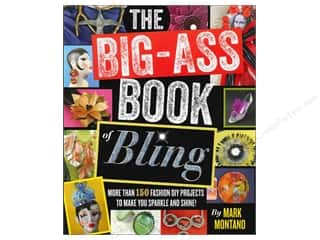 Sparkle Sale DecoArt Craft Twinkles: The Big Ass Book of Bling Book