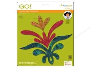 Weekly Specials AccuQuilt: AccuQuilt Go! Die Arabesque #1 by Ricky Tims