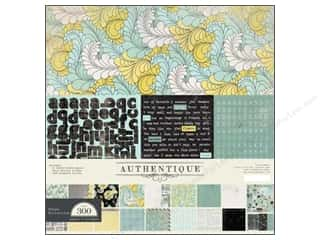 Authentique Collection Kit 12 x 12 in. Renew