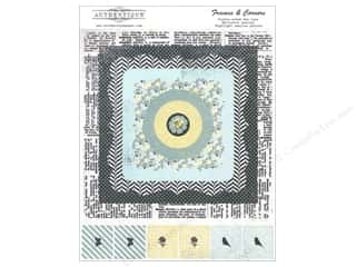 Authentique Die Cut Renew Frames &amp; Corners (12 set)