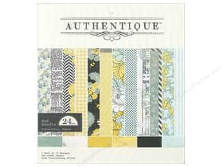 Authentique Paper Bundle 8 x 8 in. Renew 24 pc.