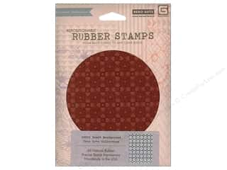 BasicGrey Valentine's Day: BasicGrey Rubber Stamp True Love Background Heart