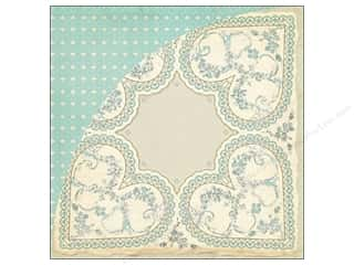 BasicGrey 12 x 12 in. Paper True Love Vintage Love (25 piece)