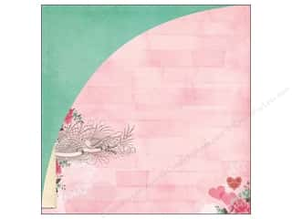 BasicGrey Valentine's Day: BasicGrey 12 x 12 in. Paper True Love Smitten (25 pieces)