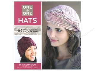 Lark Books: Knitting One + One Hats Book