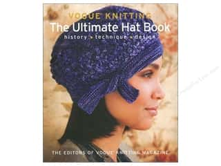 Sixth & Spring Books Blue: Sixth & Spring Vogue Knitting The Ultimate Hat Book