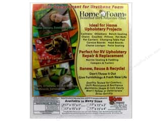 Warm and Natural Home Decor: The Warm Company Home Foam Polyester Fiber 17 x 15 x 1 in.