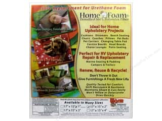 Home Foam Polyester Fiber 17 x 15 x 2 in.