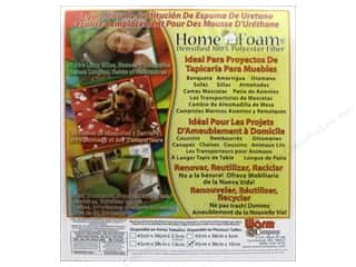 Warm Co Home Foam Polyester Fiber 17&quot;x 15&quot;x 4&quot;
