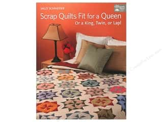 Quilting: Scrap Quilts Fit For A Queen Book