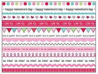 Valentine's Day Clearance Crafts: SRM Press Sticker Got Your Border Valentine
