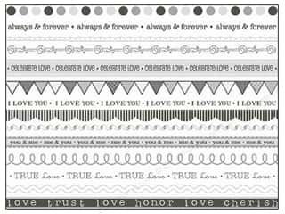 Wedding Clearance: SRM Press Sticker Got Your Border Wedding