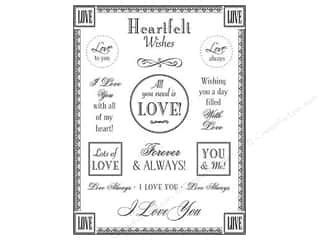 Labels Valentine's Day: SRM Press Sticker Fancy Sentiments Love