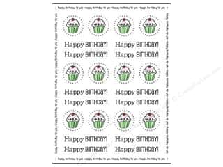 SRM Press Sticker By The Dozen Birthday