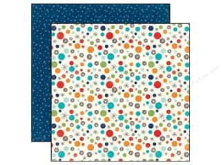 Echo Park 12 x 12 in. Paper Scoot Dots (25 piece)
