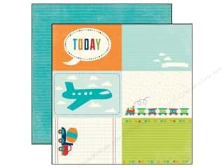Echo Park 12 x 12 in. Paper Scoot 4 x 6 Journaling Cards (25 piece)