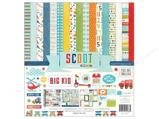 "Echo Park Collection Kit 12""x 12"" Scoot"